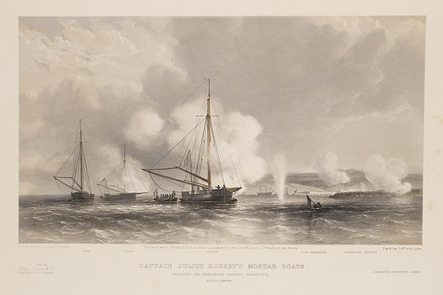 boats sailors sevastopol crimea sailingships battles rma campaigns crimeanwar warships mortars navalforces navies navalwarfare shipcaptains seaofazov royalmarineartillery juliusroberts