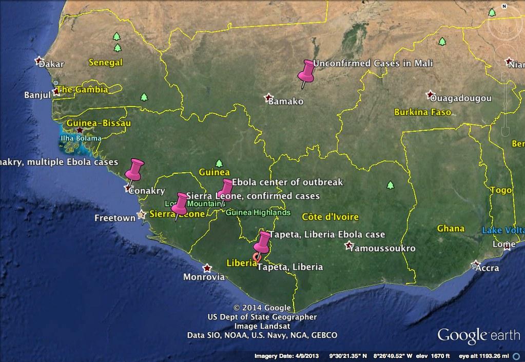 Ebola Outbreak - Survival & Sustenance Living Forum