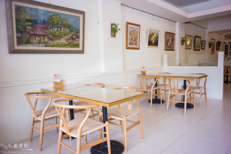 台南私藏景點--宇慶咖啡早午餐 (5)
