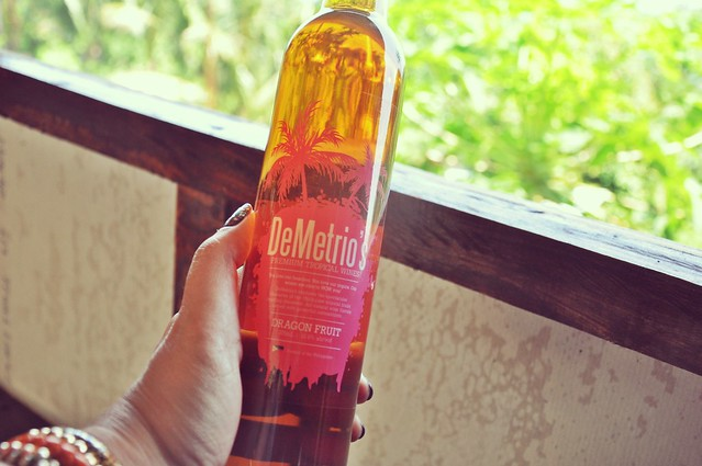 DeMetrio's Dragon Fruit Wine