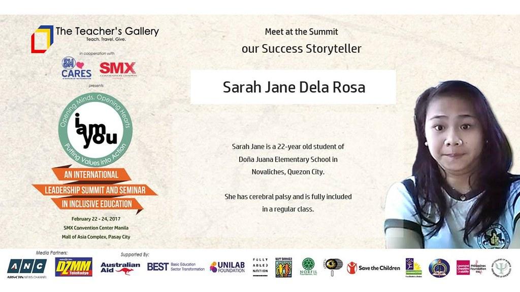 Picture 1- Sarah Jane dela Rosa