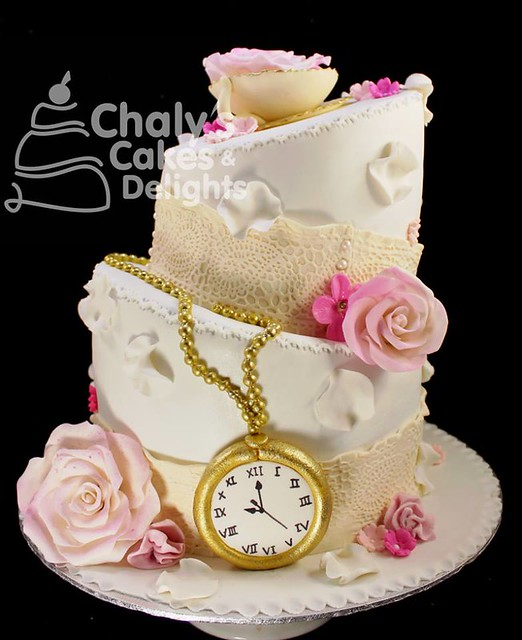 Cake by Chaly's Cakes and Delights
