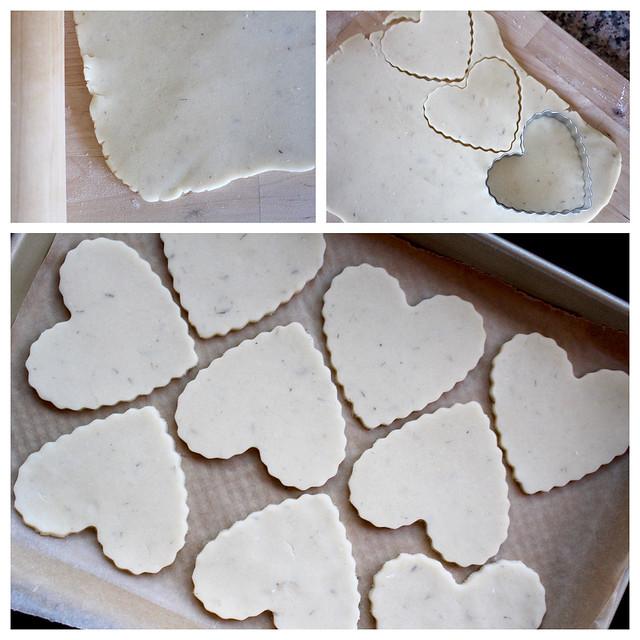 Lavender Shortbread Valentines - 33