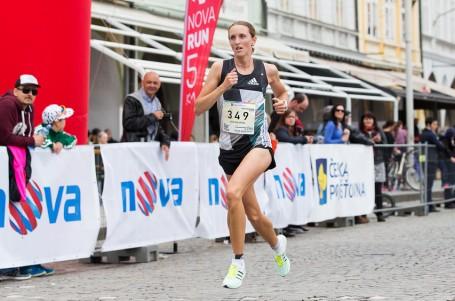 Sekanová a Kreisinger favority RunTour v Českých Budějovicích