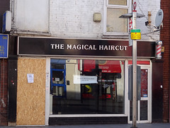 Picture of Magical Hair Cut (MOVED), 92 South End