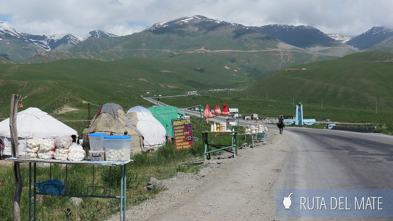 Suusamyr a Jalal Abad Kirguistán (3)