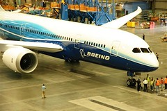 May all your #dreamscometrue #boeing787 #mukilteo #boeingfactory