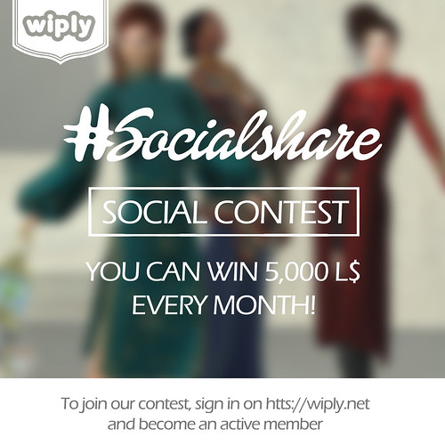 WIPLY SOCIAL CONTEST