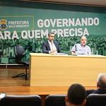 qua, 19/04/2017 - 15:50 - Reunião do Prefeito Alexandre Kalil com os vereadores de Belo Horizonte sobre a reforma administrativaFoto: Abraão Bruck - CMBH