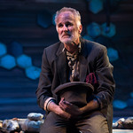 Waiting for Godot - Arvada Center - Pictured: Sam Gregory (Vladimir) Photo Credit: M. Gale Photography 2017