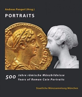 500 years of Roman coin portraits