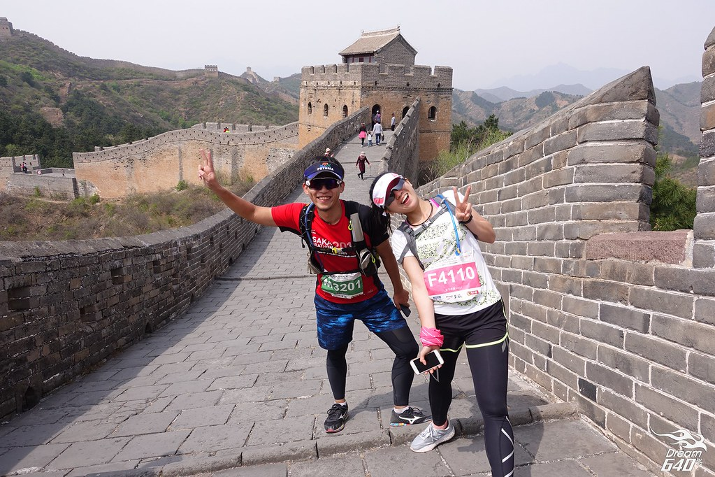 北京金山嶺長城馬拉松-058