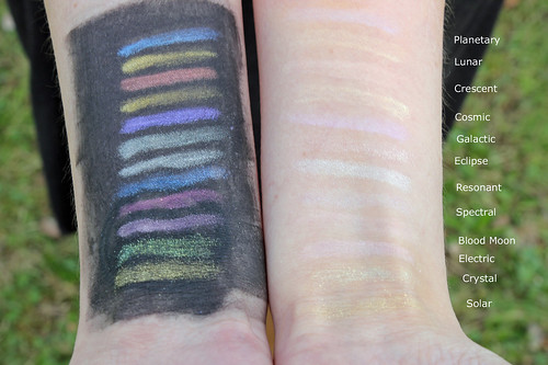 Moon Magick swatches