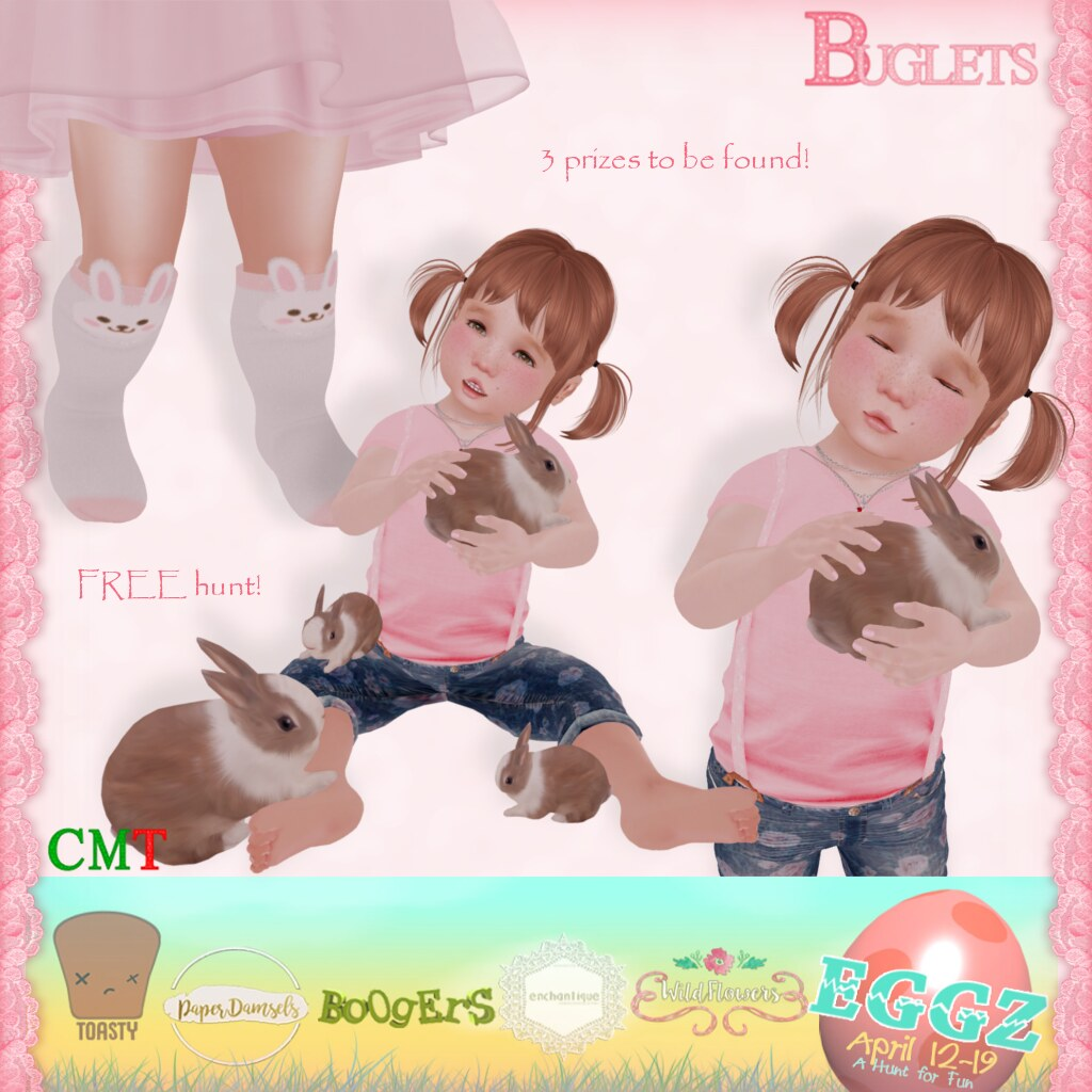 EGGZ Hunt AD - SecondLifeHub.com