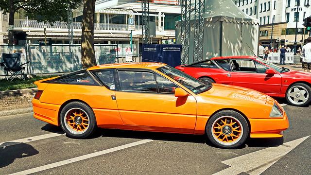 Alpine V6 GT (D500)