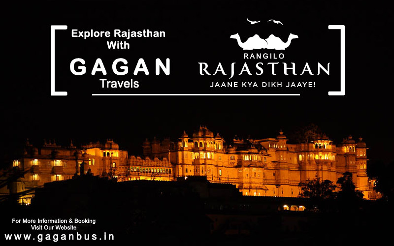Gagan Travels (Indore)-Responsive PopUp  Banner