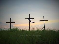 Good Friday, Happy Easter #crosses #easter #goodfriday #pattylebedhessphotos #visitfrisco #friscotx