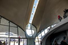 Trans World Airlines Flight Center at New York International Airport