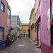 Colorful Alleyway por CPMaverick