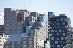 Buildings at Barcode