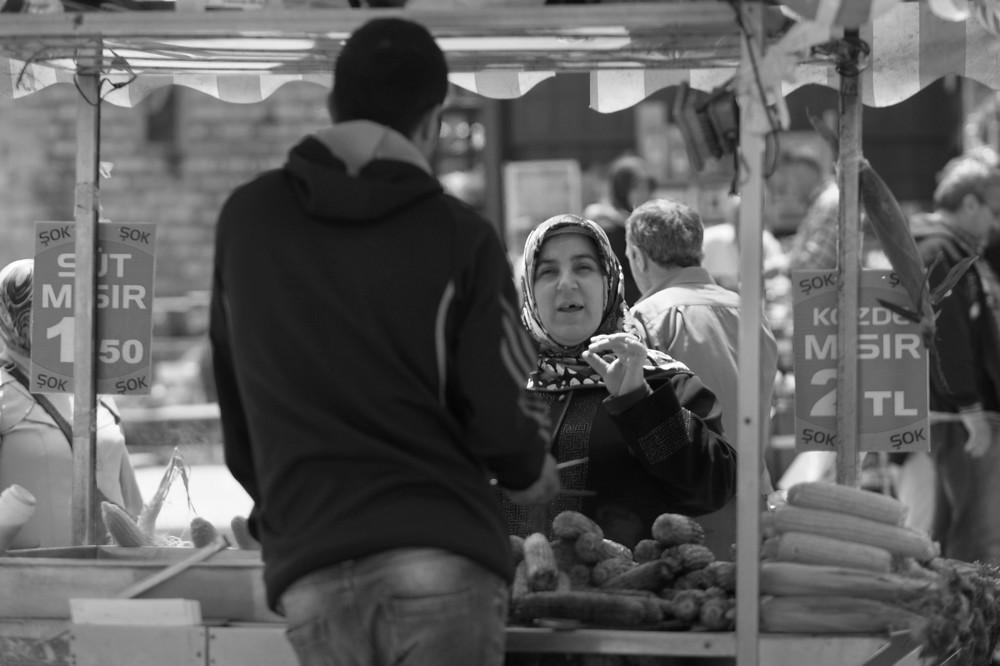 Istanbul - Eminönü Soice Markets