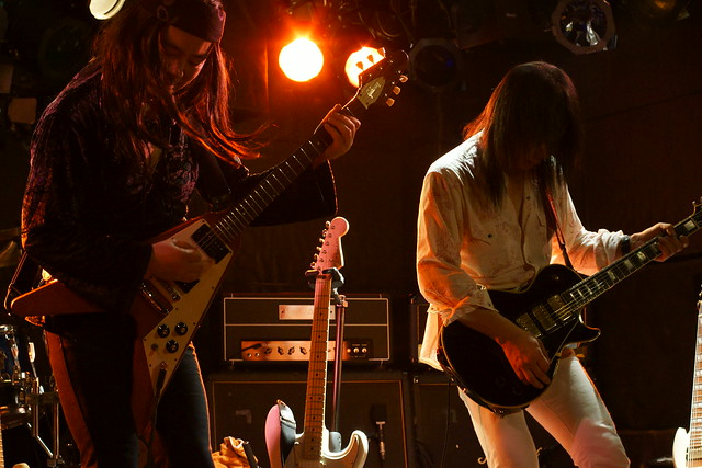 Tears live at Outbreak, Tokyo, 19 May 2013. 109