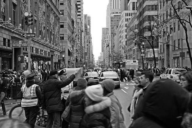 Manhattan #6 (Fifth Avenue)