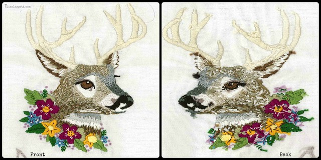 oh deer Collage