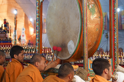 DSC01177LongLifePujhaDehradun2013 by Tibetan Buddhism Drikung Kagyu Lineage