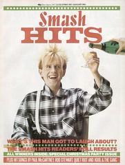 Smash Hits, December 22, 1983