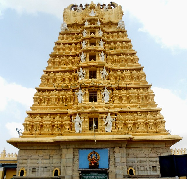 Chamundeshwari Temple,Mysore | Flickr - Photo Sharing!