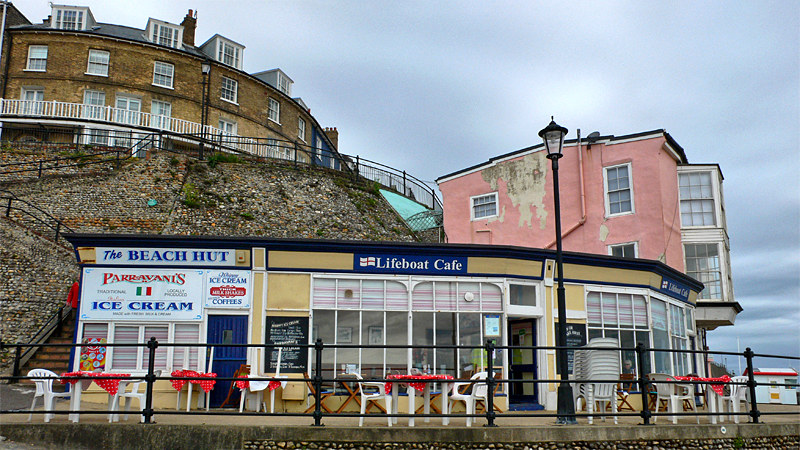 The Lifeboat Cafe