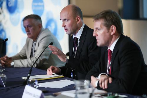 Prof. Adam Czarnecki - Marcin Korolec - Eamonn Bates