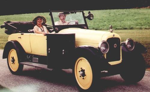 1922 Studebaker Special 6 4 passenger Roadster Convertible