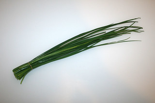02 - Zutat Schnittlauch / Ingredient chives