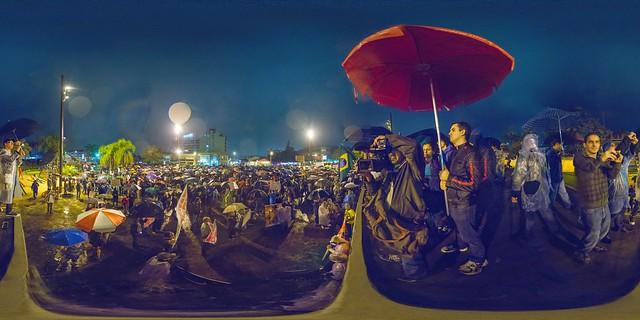 Protesto Jaraguá Vemprarua