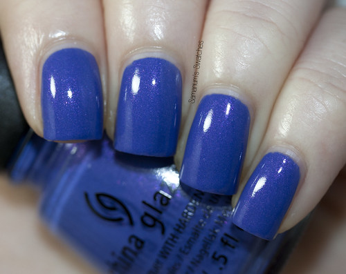 China Glaze Fancy Pants