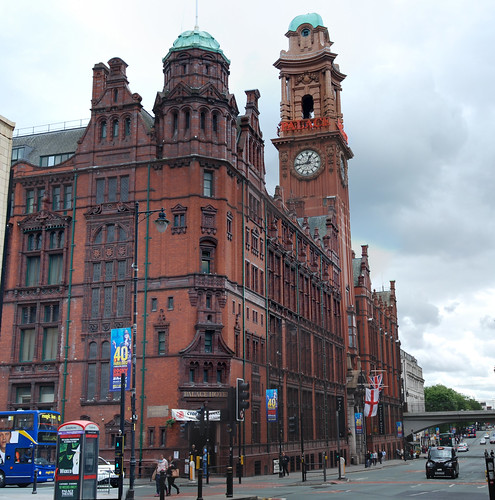 Palace Hotel Manchester