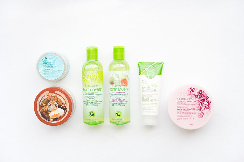 The Body Shop Purchases