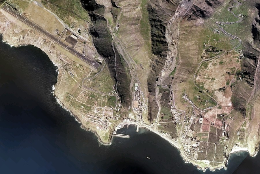 Laguna de Santiago, Playa de Santiago, La Gomera, Santa Cruz de Tenerife, campos de golf, antes, urbanismo, planeamiento, urbano, desastre, urbanístico, construcción