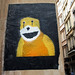 Flat Eric pasted paper [Lyon, France] by biphop
