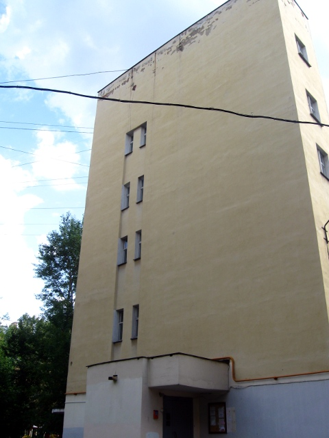 Хавско-Шаболовский жилой комплекс 13