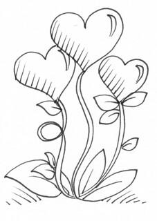Random Heart Design#2