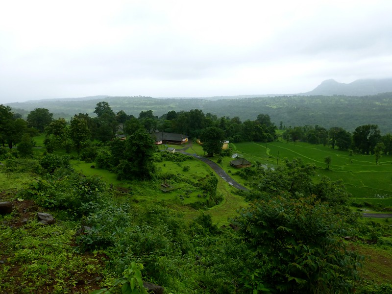 Kangorigad / Mangalgad Trek - Gogavalewadi