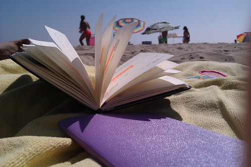 Moleskine en la playa 2