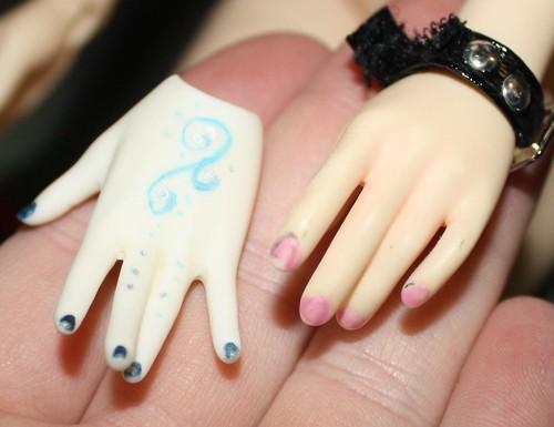 hand sizes