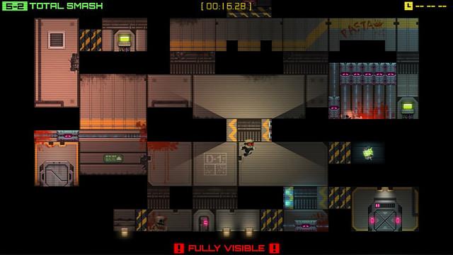 Stealth Inc. A Clone in the Dark - Screenshot 2