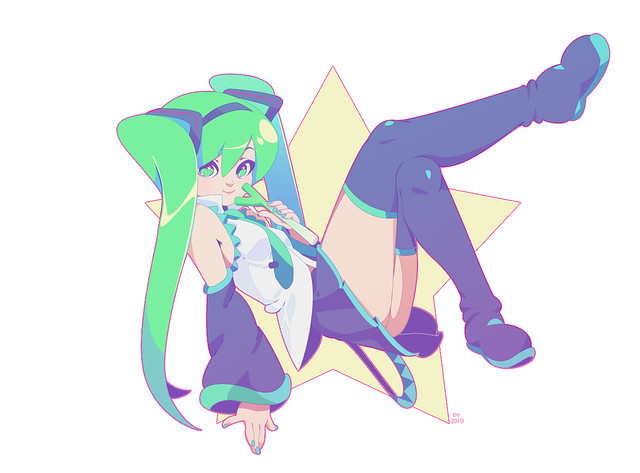 Miku Monday #182 (CLXXXII)