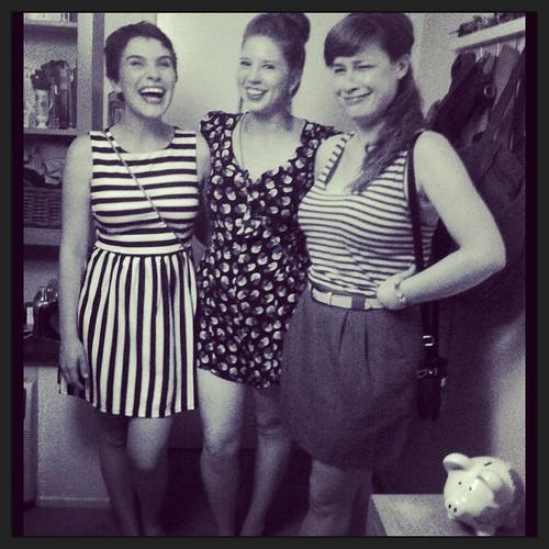Girls Gettin' Ready to Go Dancin'!