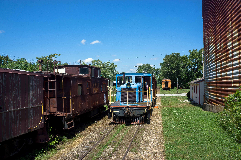 Indiana henry county shirley - Railroad Unitedstates Indiana Carthage